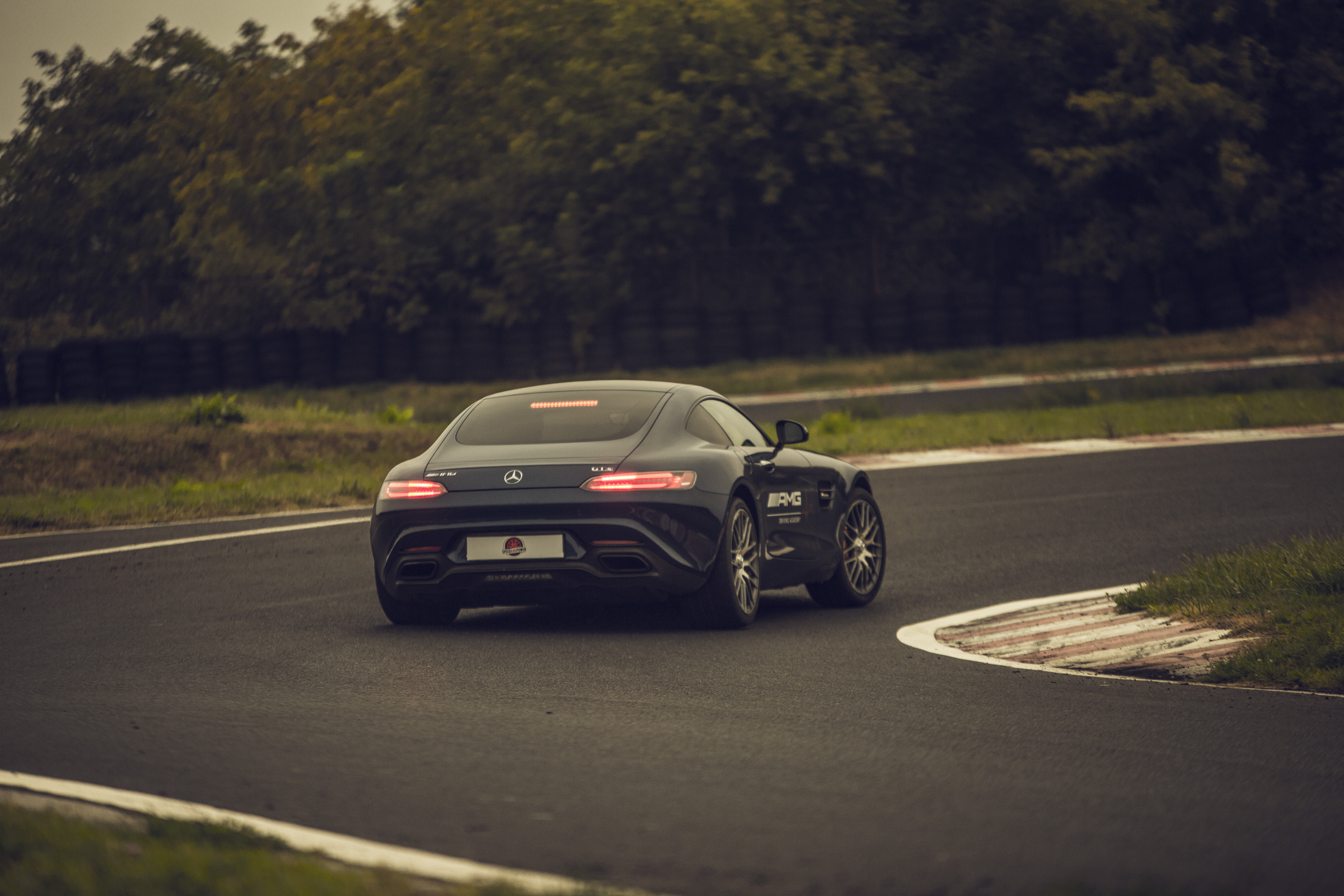 Mercedes AMG GTs – speedandpower.pl