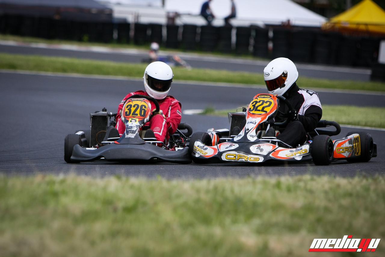 Zawody kartingowe Rotax Max Challenge Polska 20-22.05.2016