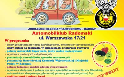 """25.09.2016 – otwarta impreza Piknik """"Bezpieczna Rodzina"""""""