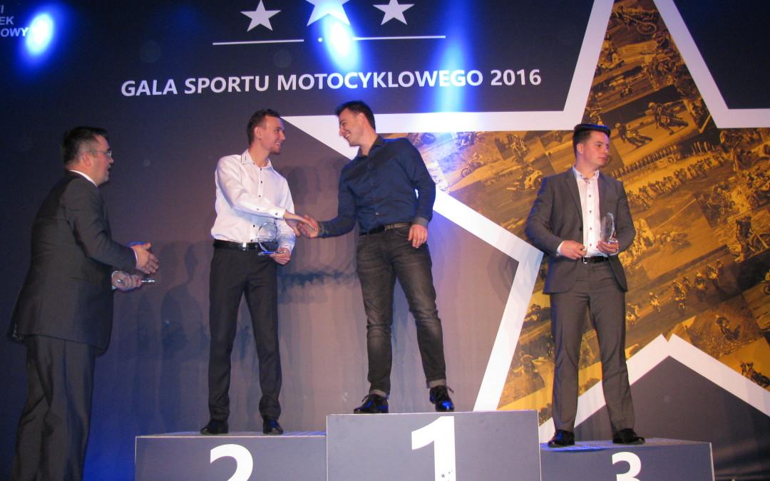 Gala – Zakończenie Sezonu Sportu Motocyklowego 2016