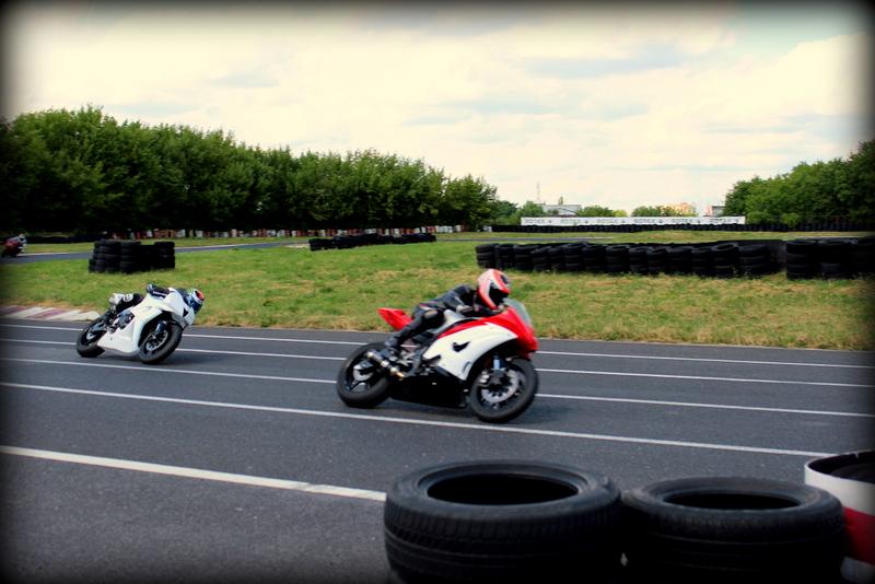 Jazdy wolne motocykle niedziele III sesja