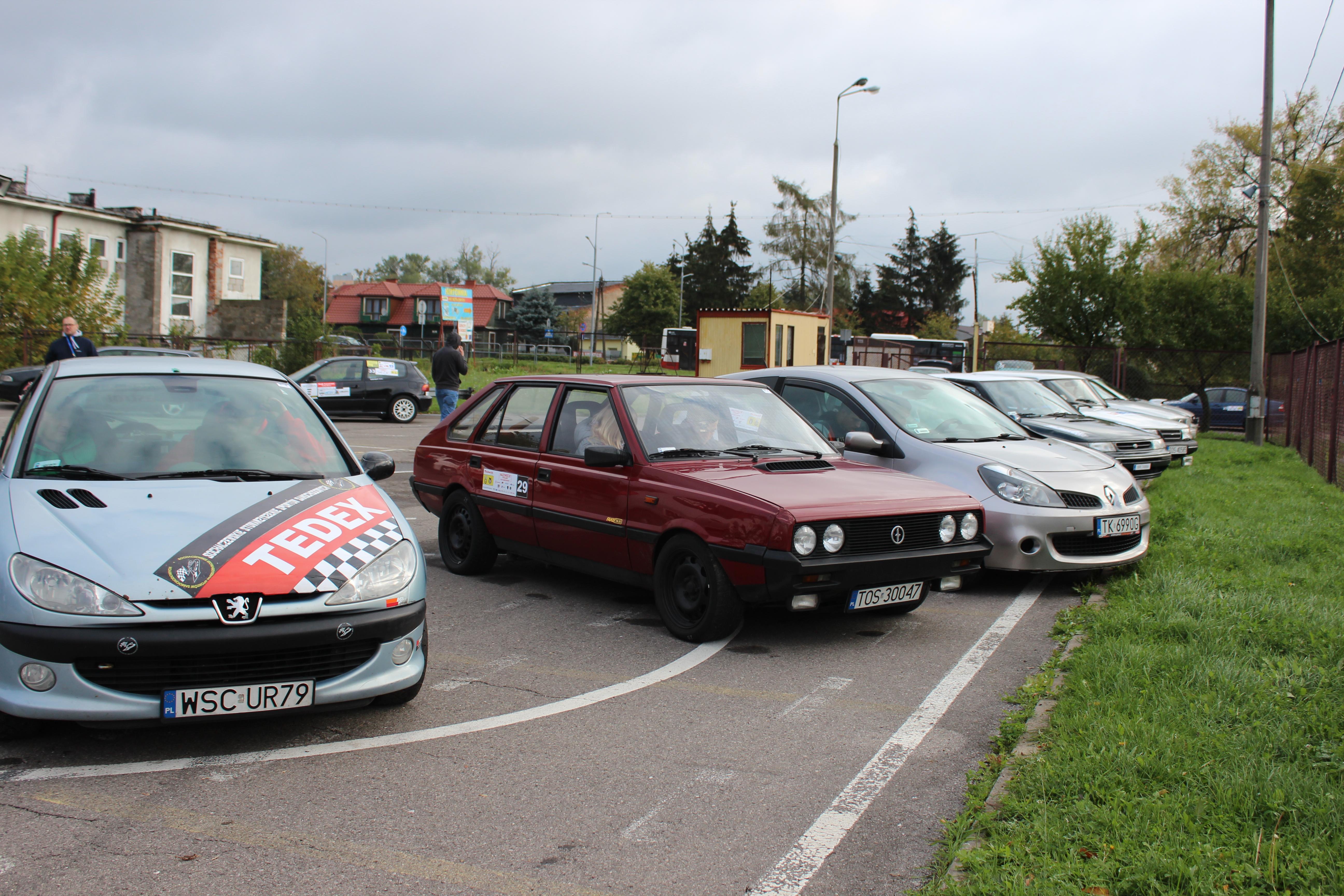 Mazowiecki Popularny Rajd Samochodowy KJS – 7.10.2017