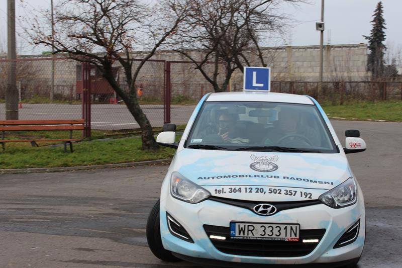 Kurs prawa jazdy Kategorii B