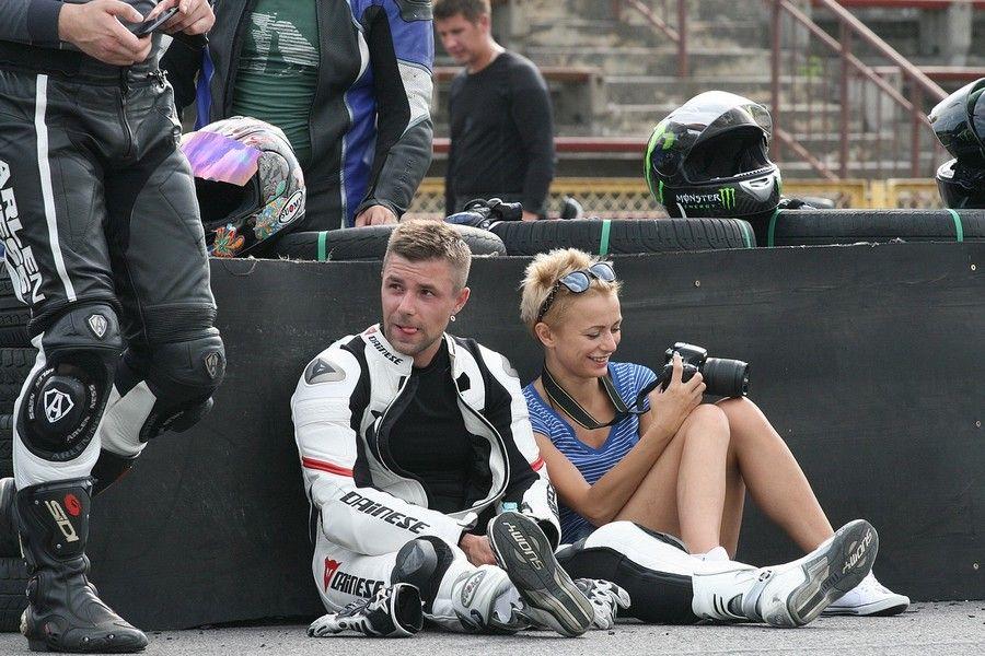 Weekendowy trening motocyklowy