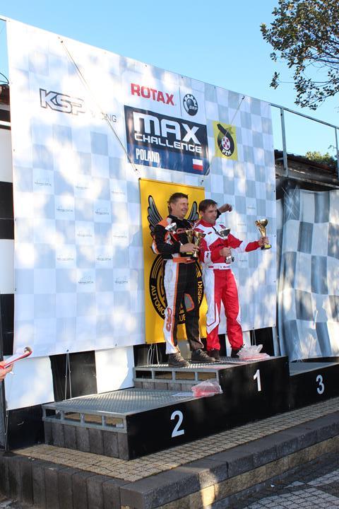 Zawody kartingowe IX i X Runda Rotax Max Challenge Polska – 25-27.09.2015
